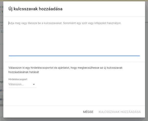 A Google Ads Teljesítménytervezőjéről