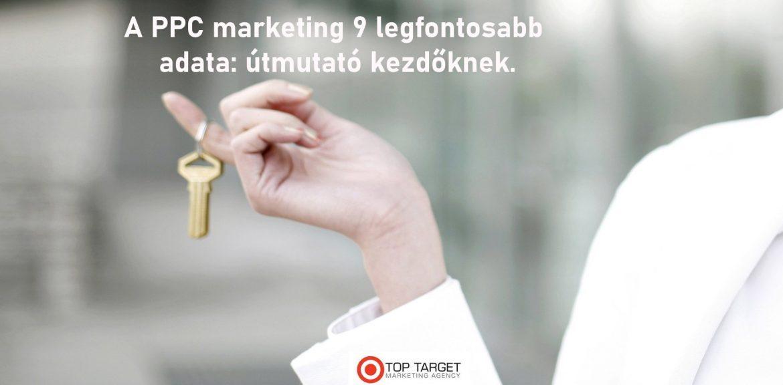 PPC marketing ügynökség összefoglaló a fontos mérőszámokról